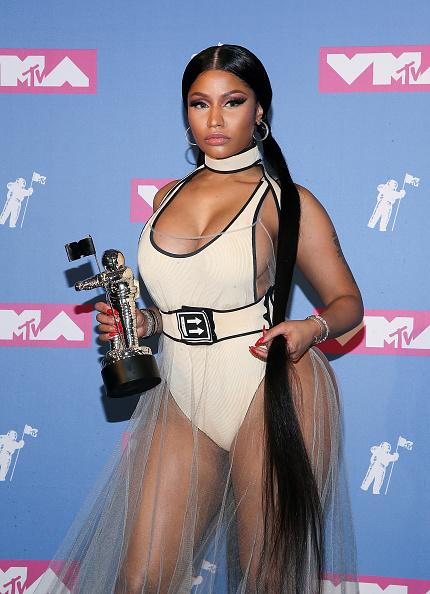Nicki Minaj - Performer「2018 MTV Video Music Awards - Press Room」:写真・画像(12)[壁紙.com]