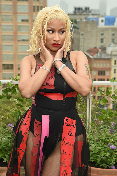 Nicki Minaj - Performer「Oscar De La Renta - Front Row - September 2018 - New York Fashion Week: The Shows」:写真・画像(10)[壁紙.com]