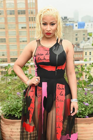 Nicki Minaj - Performer「Oscar De La Renta - Front Row - September 2018 - New York Fashion Week: The Shows」:写真・画像(13)[壁紙.com]