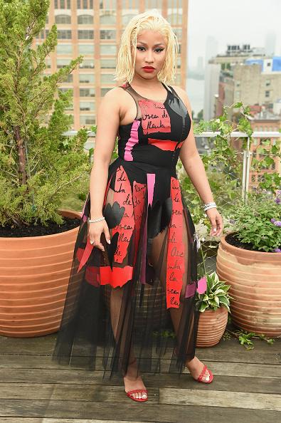 Nicki Minaj - Performer「Oscar De La Renta - Front Row - September 2018 - New York Fashion Week: The Shows」:写真・画像(15)[壁紙.com]