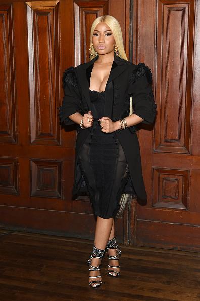 Nicki Minaj - Performer「Marc Jacobs - Arrivals - September 2017 - New York Fashion Week: The Shows」:写真・画像(4)[壁紙.com]