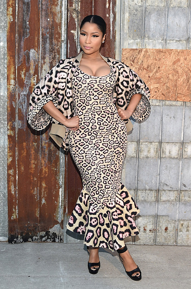 Leopard Print「Givenchy - Arrivals - Spring 2016 New York Fashion Week」:写真・画像(1)[壁紙.com]