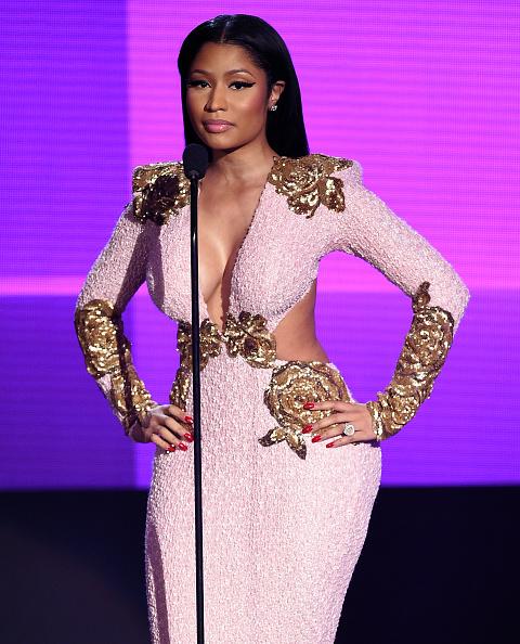 Nicki Minaj - Performer「2015 American Music Awards - Show」:写真・画像(7)[壁紙.com]