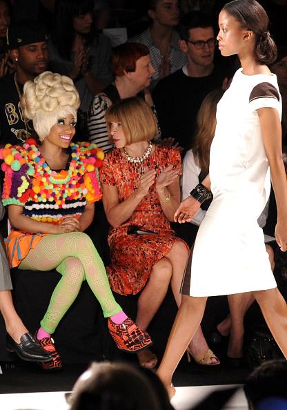 Sphere「Carolina Herrera - Front Row - Spring 2012 Mercedes-Benz Fashion Week」:写真・画像(12)[壁紙.com]