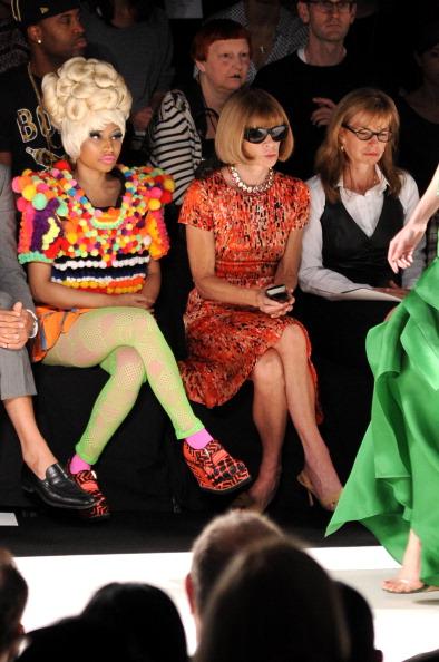 Sphere「Carolina Herrera - Front Row - Spring 2012 Mercedes-Benz Fashion Week」:写真・画像(13)[壁紙.com]
