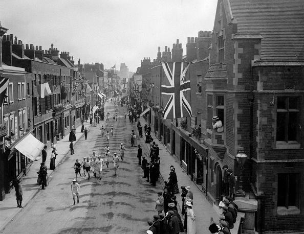 オリンピック「Marathon 1908」:写真・画像(6)[壁紙.com]