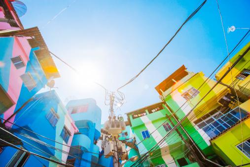 Housing Project「Favela buildings.」:スマホ壁紙(3)