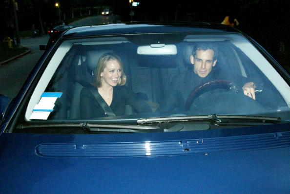 Wedding Reception「Ben Stiller and Christine Taylor At Gwen Stefani and Gavin Rossdale's Wedding Reception」:写真・画像(9)[壁紙.com]