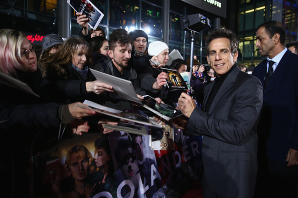 Writing「'Zoolander No. 2' Berlin Fan Screening - February 2nd」:写真・画像(13)[壁紙.com]