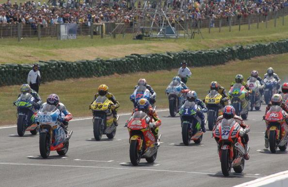 フィリップアイランドグランプリサーキット「2005 Australian MotoGP - Day Four」:写真・画像(14)[壁紙.com]