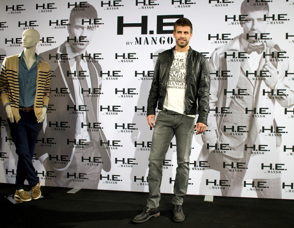 Attending「Gerard Pique Launches 'He By Mango' Spring/Summer Campaign 2011」:写真・画像(12)[壁紙.com]
