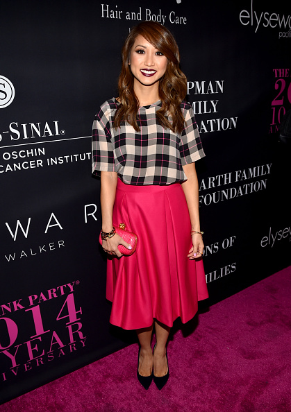 Flared Skirt「Elyse Walker Presents The 10th Anniversary Pink Party Hosted By Jennifer Garner And Rachel Zoe - Red Carpet」:写真・画像(8)[壁紙.com]
