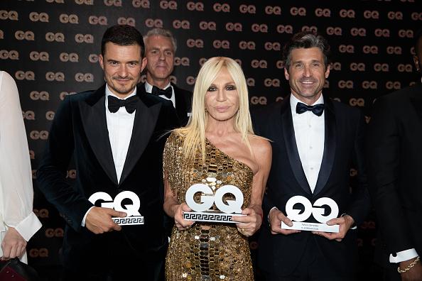 ベルリン・コーミッシェ・オーパー「Show - GQ Men Of The Year Award 2018」:写真・画像(8)[壁紙.com]