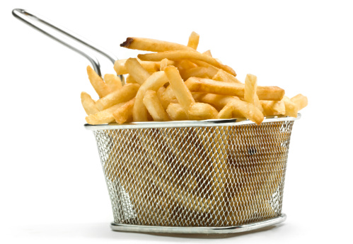 Side Dish「Fast food french fries」:スマホ壁紙(4)