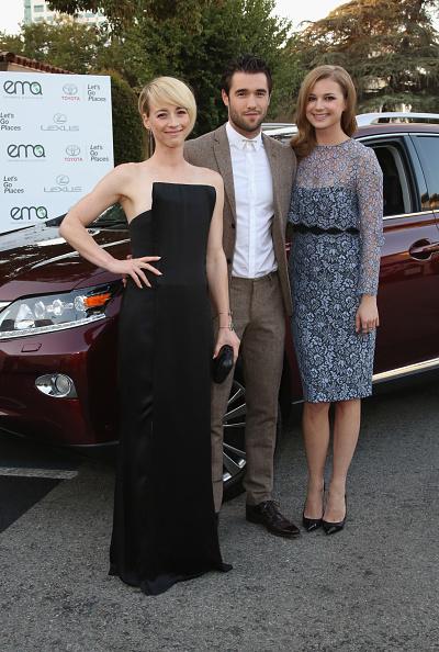 Emily VanCamp「24th Annual Environmental Media Awards Presented By Toyota And Lexus - Red Carpet」:写真・画像(4)[壁紙.com]