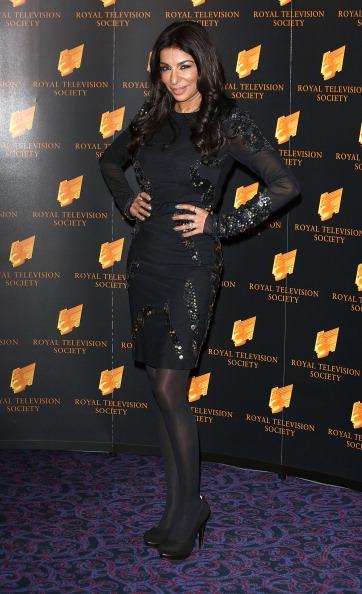 Embellished Dress「RTS Programme Awards - Arrivals」:写真・画像(11)[壁紙.com]