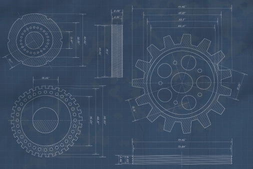 Industry「Blueprints (XL)」:スマホ壁紙(13)