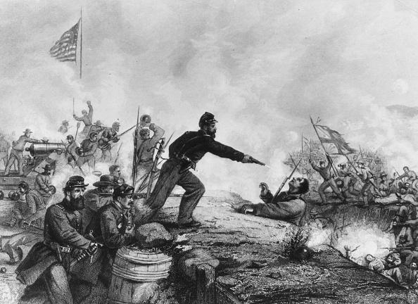 Civil War「Yankee Attack」:写真・画像(2)[壁紙.com]