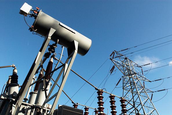 Power Supply「Pylon at a electric substation, UK」:写真・画像(18)[壁紙.com]