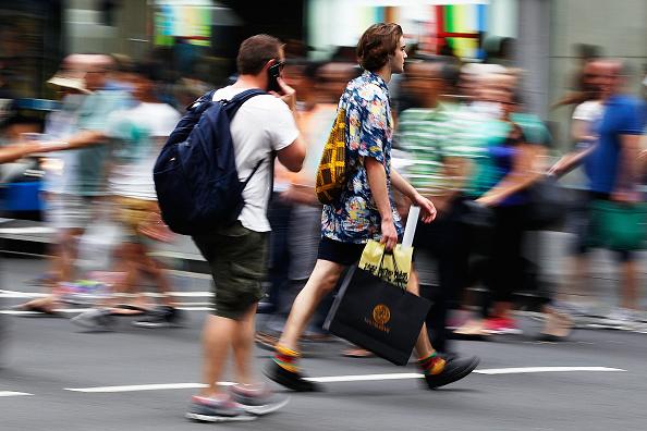 オーストラリア「Christmas Shoppers Make December The Busiest Time For Retailers」:写真・画像(10)[壁紙.com]