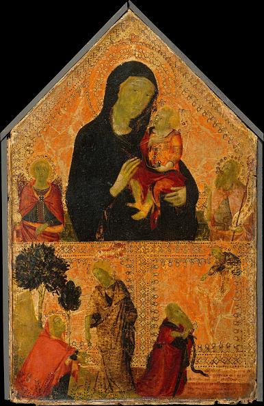 John The Baptist「Madonna And Child With Saints Michael And John The Baptist; The Noli Me Tangere... Creator: Italian (Pisan) Painter (Second Quarter 14Th Century).」:写真・画像(19)[壁紙.com]