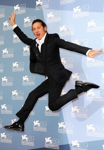 "Pascal Le Segretain「""The Millennial Rapture"" Photocall - The 69th Venice Film Festival」:写真・画像(8)[壁紙.com]"