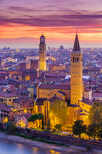 UNESCO「The historic  Italian city of Verona」:スマホ壁紙(3)