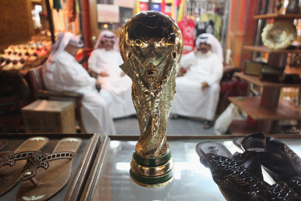 Qatar「Qatar Looks To 2022 FIFA World Cup」:写真・画像(0)[壁紙.com]