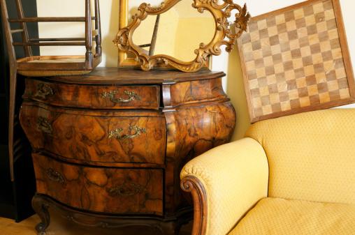 Chair「Vintage Furniture」:スマホ壁紙(0)