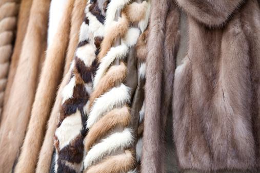 Winter Coat「Vintage Fur Coats」:スマホ壁紙(8)
