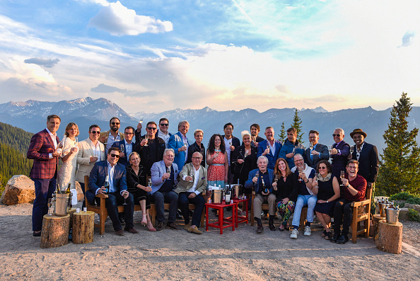 Mountain「FOOD & WINE Celebrates 36th annual FOOD & WINE Classic in Aspen at the top of Aspen Mountain」:写真・画像(5)[壁紙.com]