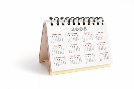 2008「Year 2008 desktop calendar」:スマホ壁紙(7)