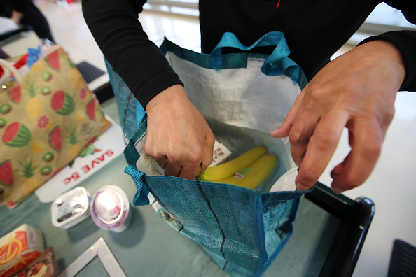Reusable Bag「NZ Government Consider Banning Single-Use Plastic Bags」:写真・画像(12)[壁紙.com]