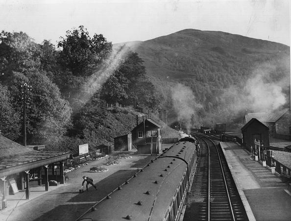 Railroad Car「Country Station」:写真・画像(8)[壁紙.com]