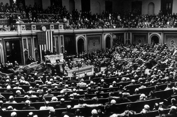 Franklin Roosevelt「Addressing Congress」:写真・画像(19)[壁紙.com]