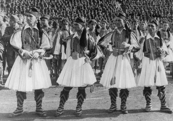 Traditional Clothing「Greek Soldiers」:写真・画像(19)[壁紙.com]