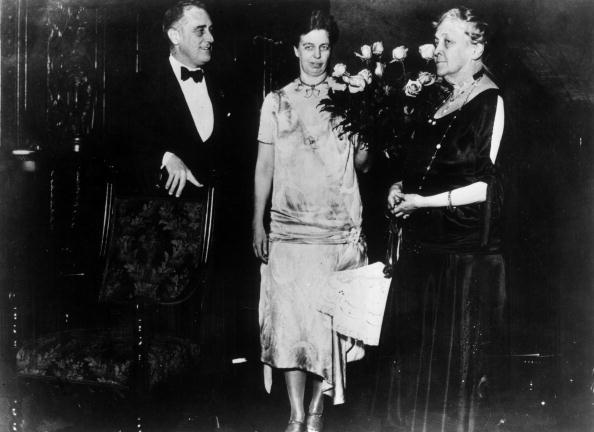 Franklin Roosevelt「Roosevelt Family」:写真・画像(7)[壁紙.com]
