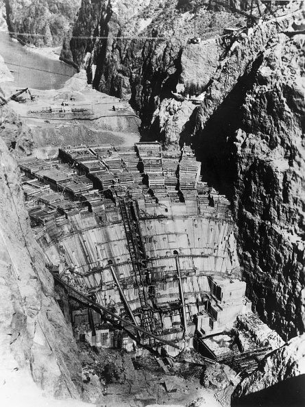 Construction Industry「Boulder Dam」:写真・画像(8)[壁紙.com]