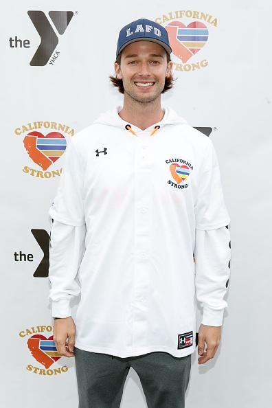 Baseball Cap「Celebrities Attend Charity Softball Game To Benefit California Strong」:写真・画像(16)[壁紙.com]