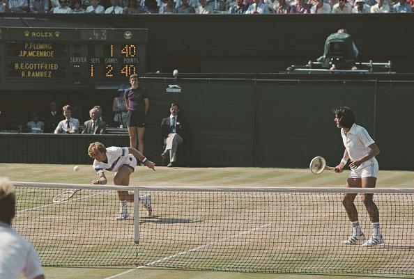 1979「Wimbledon Lawn Tennis Championship」:写真・画像(11)[壁紙.com]