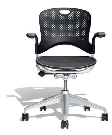 Office Chair「Black Office Chair」:スマホ壁紙(3)