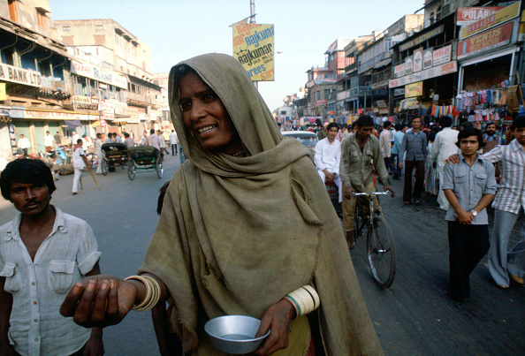 Bowl「Begging, Delhi, India」:写真・画像(11)[壁紙.com]