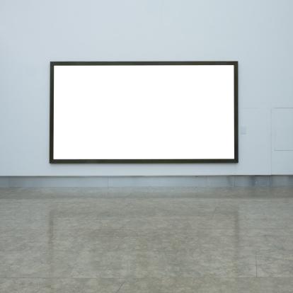 Tribal Art「empty frame at the museum」:スマホ壁紙(11)
