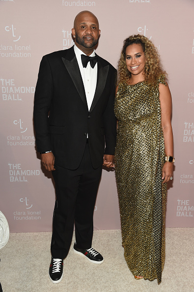 CC Sabathia「Rihanna's 4th Annual Diamond Ball Benefitting The Clara Lionel Foundation - Arrivals」:写真・画像(19)[壁紙.com]