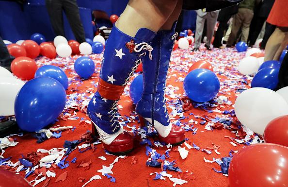 オハイオ州 クリーブランド「Republican National Convention: Day Four」:写真・画像(11)[壁紙.com]