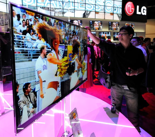 Back Lit「Latest Technology Innovations Introduced At 2010 Consumer Electronics Show」:写真・画像(17)[壁紙.com]