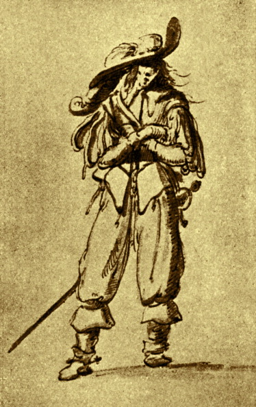 Elizabethan Style「Ben Jonson - the」:写真・画像(1)[壁紙.com]