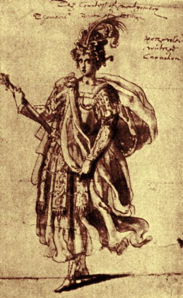 Elizabethan Style「Ben Jonson - the」:写真・画像(11)[壁紙.com]
