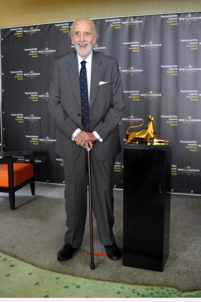 Dark Blue「Excellence Award Moet & Chandon Photocall - 66th Locarno Film Festival」:写真・画像(7)[壁紙.com]