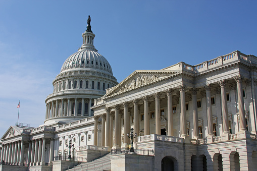 United States Congress「The Capitol in Washington DC (USA)」:スマホ壁紙(19)